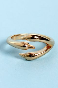 #Lulus                    #ring                     #You're #Talon-ted #Gold #Claw #Knuckle #Ring       You're Talon-ted Gold Claw Knuckle Ring                                       http://www.seapai.com/product.aspx?PID=1815999