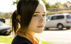 Ellen Page in youth