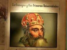 Este es un video que da un resumen visual de las tres etapas de la Edad Media en espana.