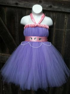 Sophia the First Inspired Tutu Dress  Halloween, party dress