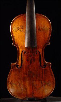 Violin, German, 18th c.