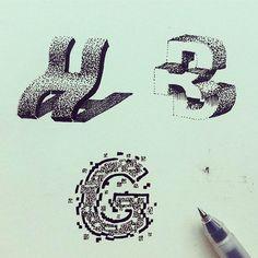 Tipografia interativa | IdeaFixa