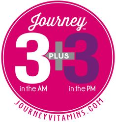 Journey Bariatric 3+3 Multiformula Berry tablets