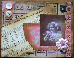 Thy Loving-Kindness Bingo Card Collage by DuctTapeAndDenim, via Flickr