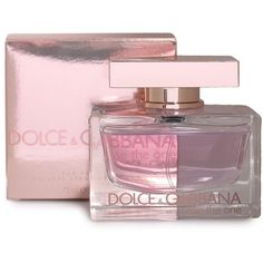 Dolce & Gabbana Perfume Rose The One Edp 75 Ml ($175) ❤ liked on Polyvore
