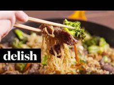 Best Mongolian Beef Ramen - How to Make Mongolian Beef Ramen