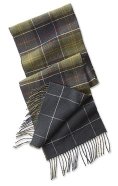 Just found this Barbour+Wool+And+Cashmere+Tartan+Scarf+-+Barbour%26%23174%3b+Aspen+Tartan+Scarf+--+Orvis on Orvis.com!