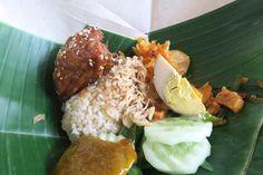 Nasi Ayam Atek