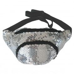 The Break Dancer Fanny Pack - sequin fanny pack. $24.95