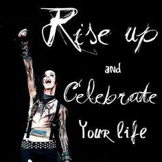 ritual by Black Veil Brides this song makes my heart beat faster my stomach to feel funny and tears to flow from my eyes