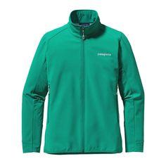 Patagonia Women\'s Adze Hybrid Jacket - Emerald EMRD