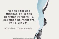 -Carlos Castañeda