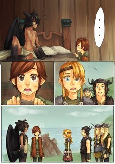 Human Toothless<---- hiccup, did you wish REALLY hard?<------Hahahahahhaha I see what you did there!!