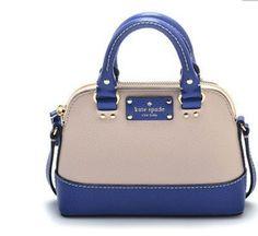 NWT Kate Spade Sally Newbury Lane Crossbody Handbag In pebble White