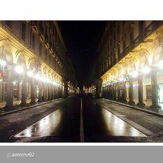 #Torino raccontata dai cittadini per #inTO Foto di aemme92 9. Infinito. #viaroma #infinito #torino