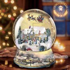 Christmas *<3* snowglobe