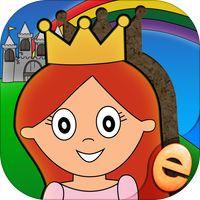 Juegos de Princesas Actividad Fairy Tale Puzzles para Niños Puzzle y, Niñas y pequeñas hadas por Eggroll Games LLC