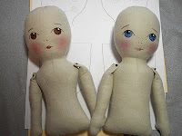 Dream of making these dolls, the tutorial and directions are super.