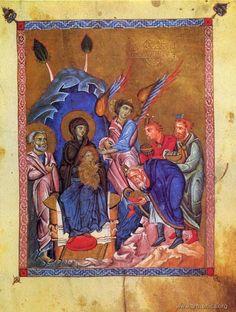 Armenian Gospels (Matenadaran MS10675)  1268