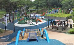2017 has been a year jam-packed with exciting new spots and activities for families in Singapore. Have you been to all of these new places yet?