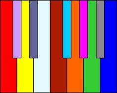 Scriabin keyboard