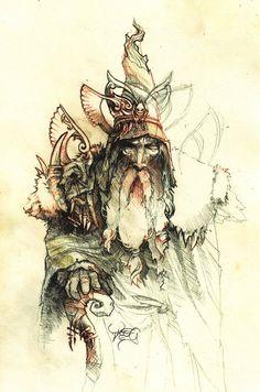 Druids Trees:  Druid.