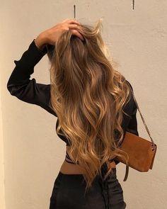 Cabelo Ombre Hair, Aesthetic Hair, Good Hair Day, Bad Hair, Gorgeous Hair, Pretty Hairstyles, Casual Hairstyles, Hair Looks, Hair Inspiration