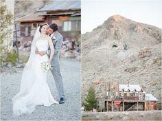 Las Vegas Desert Wedding Shoot by Knoxville wedding photographer JoPhoto. #wedding #desert #bride