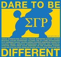 Twitter / PiTheta22: Dare to be Different..... ...