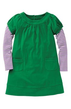 Mini Boden makes some of the cutest kids' clothes.