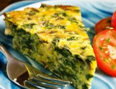 This quiche has a totally different texture than normal ones. Even quiche and cottage cheese haters love it! Spinach Quiche Recipes, Spinach Frittata, Savoury Recipes, Sausage Quiche, Cheese Quiche, Tortas Light, Frozen Spinach, Baby Spinach, Heart Healthy Recipes