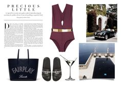 """""""Precious"""" by kelly-m-o ❤ liked on Polyvore featuring Ralph Lauren, Jo de Mer, Givenchy, ASOS, Agent Provocateur, Levi's, Karl Lagerfeld, Riedel, swim and swimsuit"""