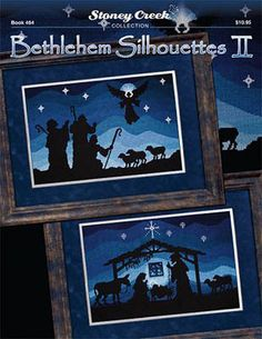 Christmas Nativity - Cross Stitch Patterns & Kits