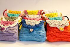 Sweet purse by SweetHandmade Crochet