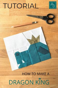 Paper Pieced Quilt Patterns, Art Quilting, Quilt Block Patterns, Quilt Blocks, Children's Quilts, Sampler Quilts, Baby Quilts, Make A Dragon, Dragon Dreaming