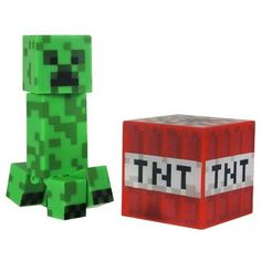 Minecraft Creeper Action Figure