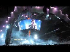 Concierto U2 en Sevilla (completo)