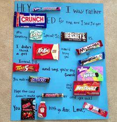 Birthday card for my boy (: