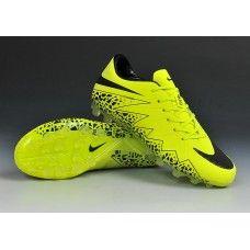 competitive price 95e3e ba602 Sale Nike Hypervenom Phantom II AG Yellow Black cheap football shoes Cheap  Football Shoes, Nike