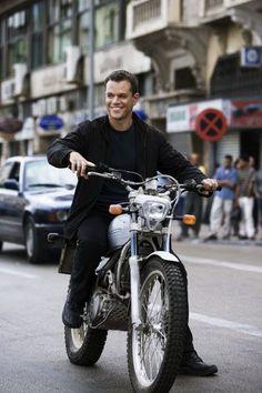 Matt Damon.                                                                                                                                                      Más