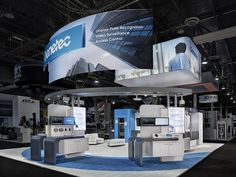 open tradeshow booths - Google Search