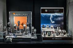 Bortolin Gioielli Udine - le nostre vetrine #gioielli #orologi#TAGHeuer#Hamilton. Visita il nostro sito http://www.bortolingioielli.it/
