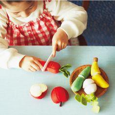 親子でいろんなごっこ遊びを楽しむ フェルトおもちゃの会|フェリシモ