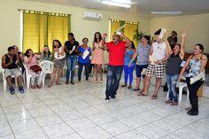 Prefeitura de Boa Vista Projeto Crescer, Festa marca um ano de parceria da prefeitura com o Projeto Quixote #pmbv #prefeituraboavista #boavista #roraima #crescer #projetocrescer