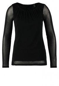 ESPRIT Collection - Langarmshirt - black 39,95€ bei #zalando. Erhalte Bis zu 9% Cashback bei Zalando. 9% Cashback für Neukunden 5% Cashback für Bestellungen über Mobilgeräte 4% Cashback für Ihre Bestellung #zalando #cashback #shoppen #rabatt #sale