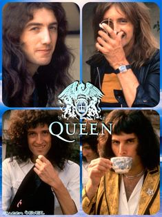 Queen 1970s Queen Band, Discografia Queen, I Am A Queen, Save The Queen, Rock And Roll Bands, Rock Bands, Queen Brian May, A Kind Of Magic, Somebody To Love