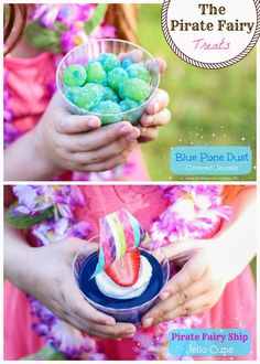 Create delicious Pirate Fairy Treats #ProtectPixieHollow like @diddlsdumplings #SoFab #shop