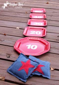 Nu vill vi leka utomhus! Här är 14 tips på roliga lekar och spel som passar hela…