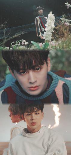 main screen, wallpaper, i decide Ikon Songs, Ikon Wallpaper, Screen Wallpaper, Name Songs, Ikon Member, Jay Song, Cute Asian Guys, Hanbin, Yg Entertainment