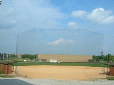 Baseball Backstops Batting Cages Soft Ball Netting & Padding Installation, References Available, CCR ORCA Certified Screen Replacement, Baseball Field, Softball, Shed, Commercial, Amp, Sports, Ideas, Design